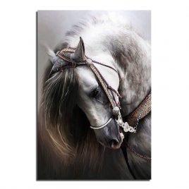 Horse Diamond Rhinestones Glittering DIY Picture